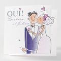 Le baiser des mariés - 0