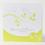 Faire-Part Mariage Traditionnel - Fleurs blanche et anis 45702 thumb