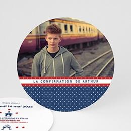 Invitation Confirmation  - Ronde d'étoiles - 0