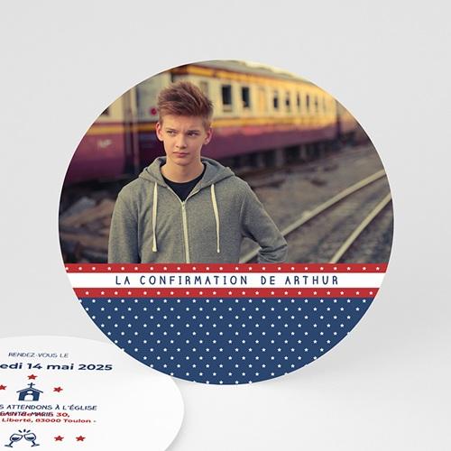 Invitation Confirmation  - Ronde d'étoiles 45867
