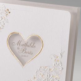 Faire-Part Mariage Traditionnel - L'amour des Colibris - 0