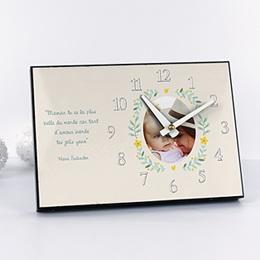 Horloge avec photo - Timeless Love - 0