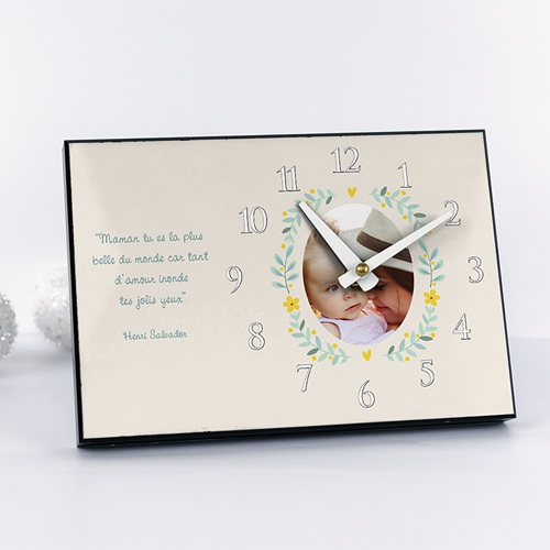 Horloge avec photo - Timeless Love 47145