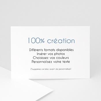 Remerciements Naissance Fille - Remerciements 100% Création - 0