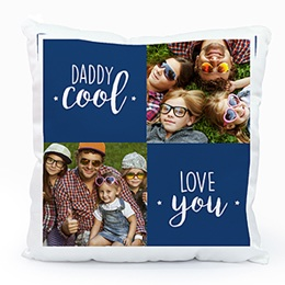 Coussin personnalisé - Daddy Cool - 0