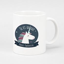 Mug Personnalisé - Licorne Magique - 0