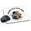 Tapis de souris personnalisé - Papi Ours 49693 thumb