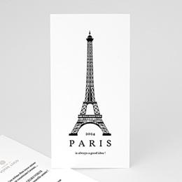 Cartes de Voeux Professionnels - Paris Voeux - 0