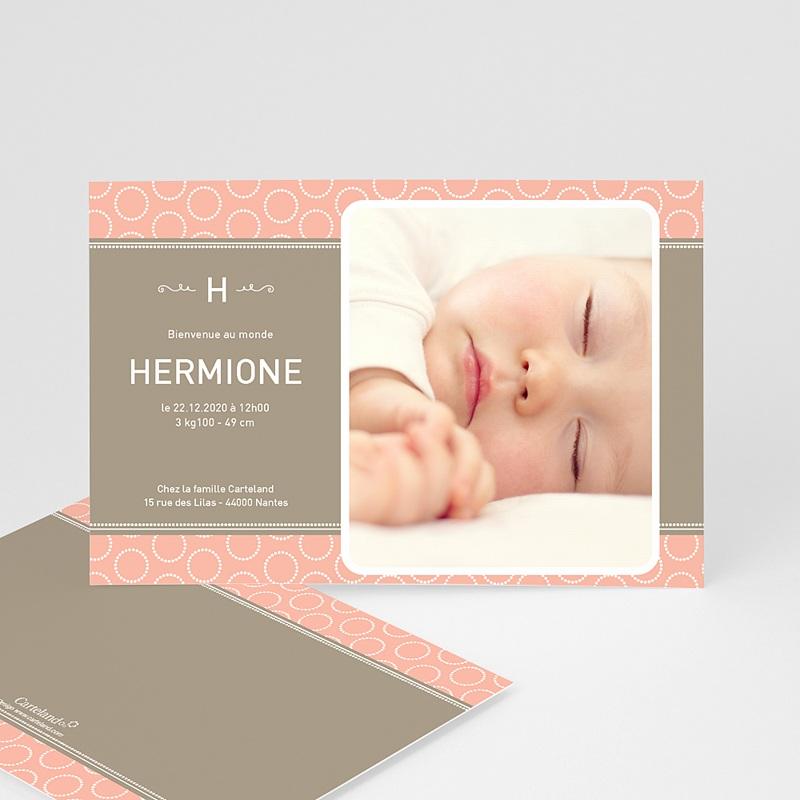 faire part naissance fille douceur de b b. Black Bedroom Furniture Sets. Home Design Ideas