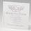 Faire-Part Mariage Traditionnel - En Velin Blanc 50789 thumb