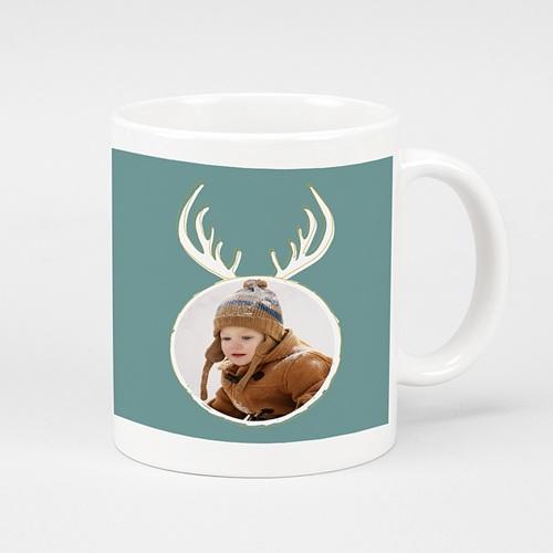 Mug Personnalisé - Renne Fun 51162