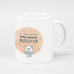Mug Personnalisé - Noel gourmand - 0