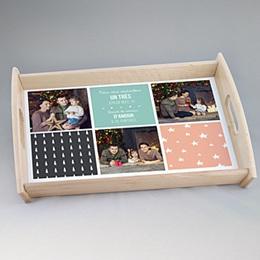 Plateaux personnalisés avec photos - Photos & Motifs - 0