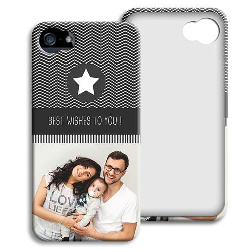 Accessoire tendance Iphone 5/5s  - Trendy Star 51644