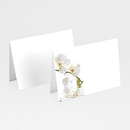 Marque Place Mariage Personnalisés - Mariage de l'eau et de l'orchidée - 3