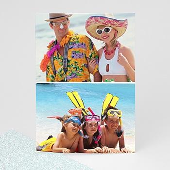 Cartes Multi-Photos 2 photos - Deux - Panoramiques - 3