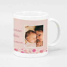 Mug Personnalisé - Spécial Maman - 2