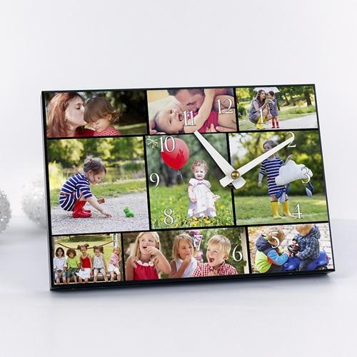 Horloge avec photo - Florilège de nos meilleurs moments 6622