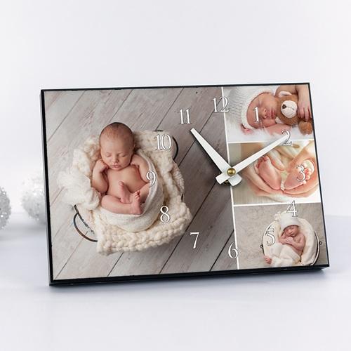 Horloge avec photo - Quatre Temps 6624
