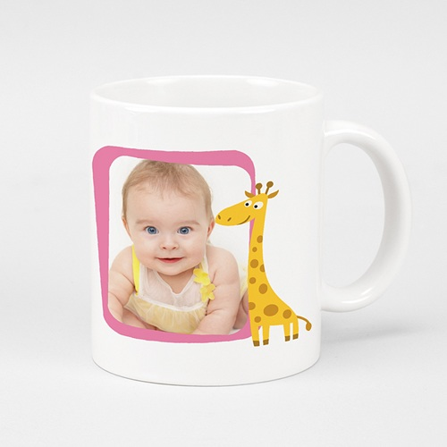 Mug Personnalisé - Girafe 6654