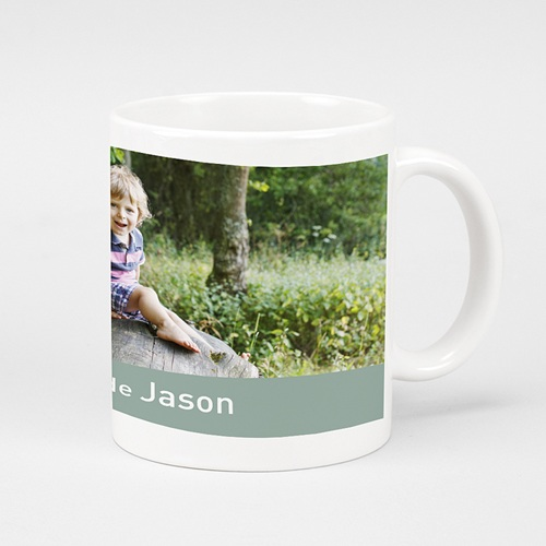 Mug Personnalisé - Trinquons - bleu 6676