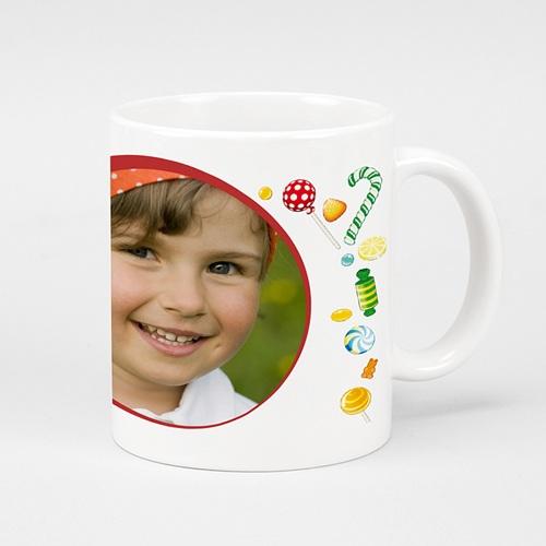 Mug Personnalisé - Bonbons à foison 6708