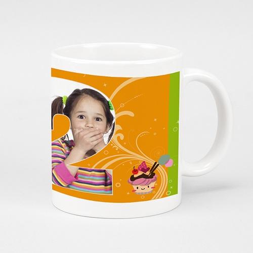 Mug Personnalisé - Composez votre âge 6712