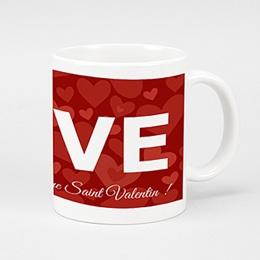 Mug Personnalisé - Love - 2