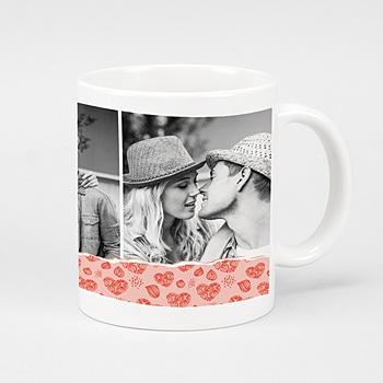 Mugs Personnalisés  - Tendre Saint Valentin - 2