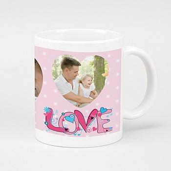 Mugs Personnalisés  - Amour acidulé - 2