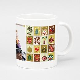 Mug Personnalisé - Décoration de noel - 2