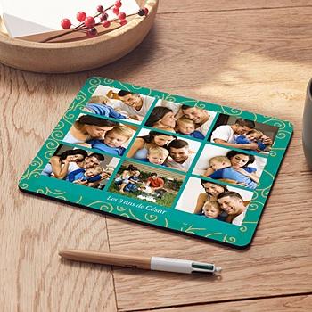 Tapis de souris personnalisé - Arabesques en vues - 2
