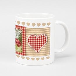 Mug Personnalisé - Mon p'tit coeur - 2