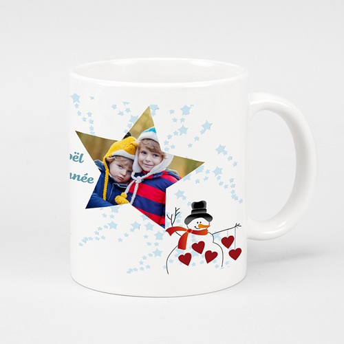 Mug Personnalisé - Joies d'hiver 6904