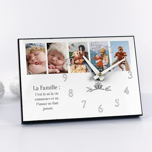 Horloge avec photo - 5 Photos à la Une 6950