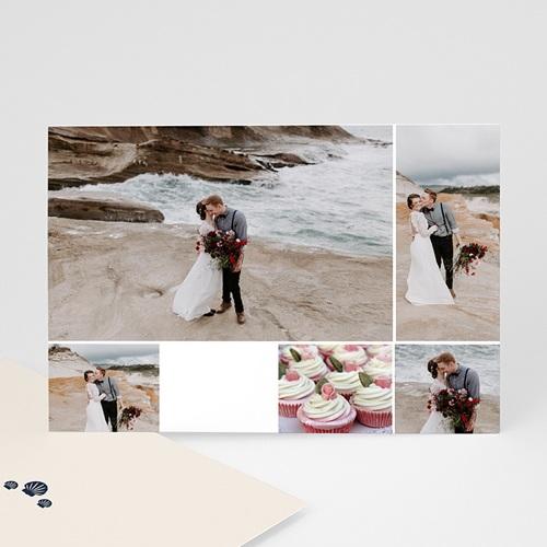 Cartes Multi-photos 3 & + - 5 Clichés + 1 Vertical 7193