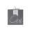 Faire-Part Mariage Traditionnel - Gris Argent 7309 thumb