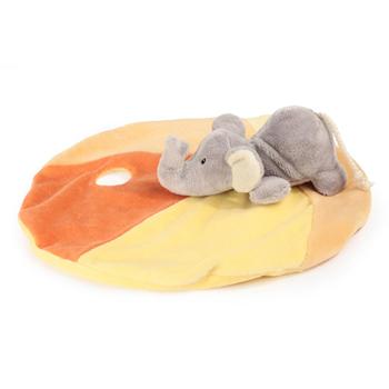 Doudou avec prénom brodé - Doudou Elephant - 2