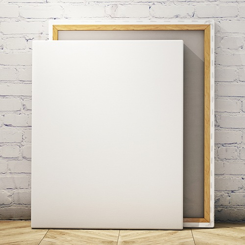 Toiles photos - Portrait : 60 x 73 cm 7786