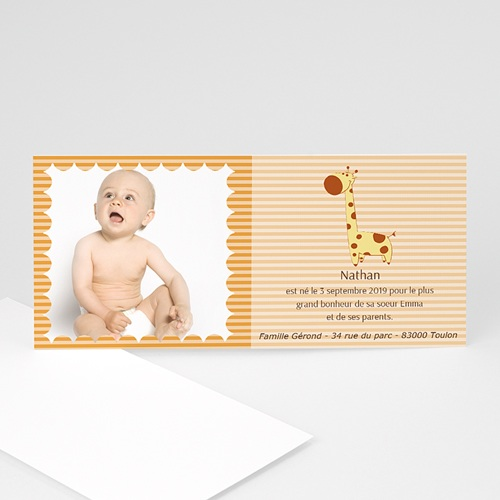Archive - Babette la girafe 8140