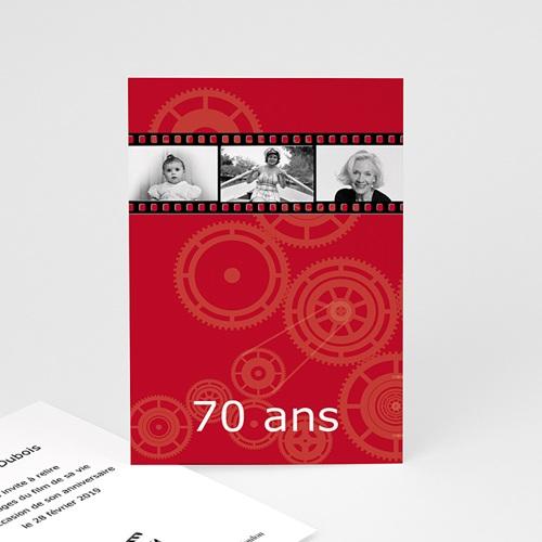 Archive - Meilleur film - invitation Anniversaire 8218