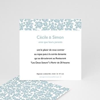 Cartons d'Invitation Personnalisés - Picotis - 2