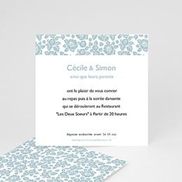 Carton Invitation Personnalisé - Picotis - 2