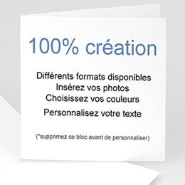 Tous les Faire-Part Naissance - 100% CREATION - 15 x 14, 5 8686