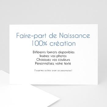 Tous les Faire-Part Naissance - 100% CREATION - 3