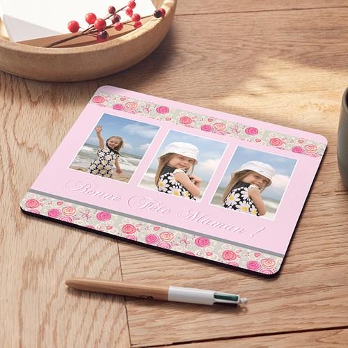 Tapis de souris personnalisé - Spécial Maman 9057