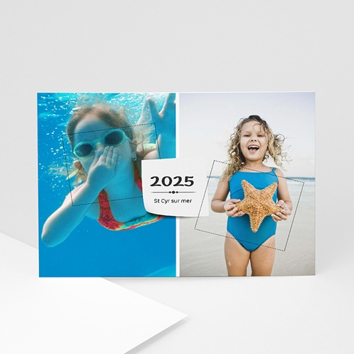 Cartes Multi-Photos 2 photos - Multi photo 2 - Post it 9129
