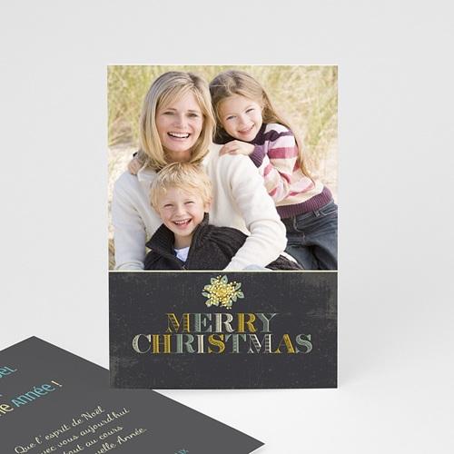 Carte de Voeux 2017 - Merry Christmas 9387