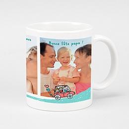 Mug Personnalisé - Fête des Pères - 2