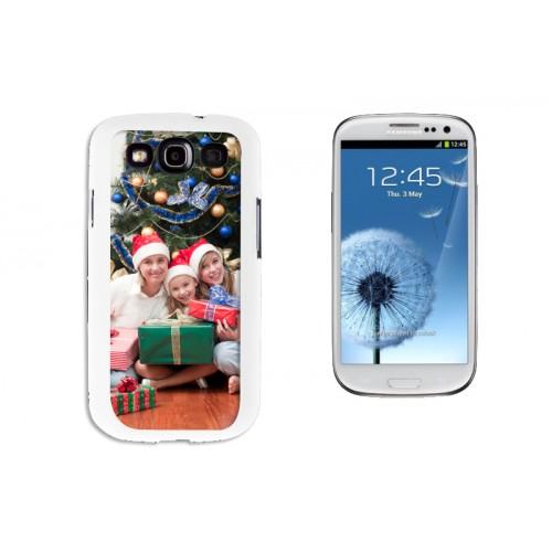 Coque Iphone 4/4s personnalisé - Coque Samsung Galaxy S3 - Blanche 9620